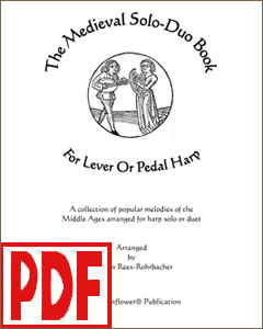 Medieval Solo-Duo Book arranged by Darhon Rees-Rohrbacher PDF Download