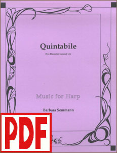Quintabile by Barbara Semmann <span class='red'>PDF Download</span>