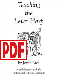 Teaching the Lever Harp by Joyce Rice PDF Download