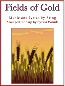 Fields of Gold sheet music by Sting arranged by Sylvia Woods