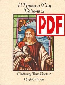 A Hymn a Day Volume 2 by Hugh Callison PDF Download