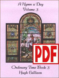 A Hymn a Day Volume 3 by Hugh Callison PDF Download