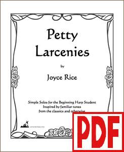 Petty Larcenies #1 by Joyce Rice PDF Download