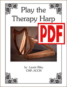 Play the Therapy Harp by Laurie Riley <span class='red'>PDF Download</span>