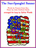 The Star-Spangled Banner sheet music by Sylvia Woods