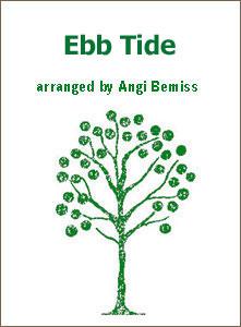 Ebb Tide by Robert Maxwell sheet music arranged by Angi Bemiss