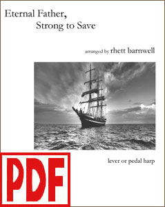 Eternal Father, Strong to Save by Rhett Barnwell PDF Download