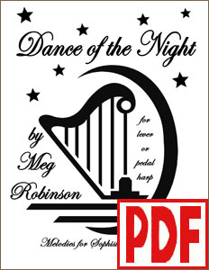 Dance of the Night by Meg Robinson PDF Download