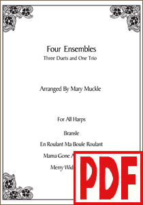 4 Ensembles by Mary Muckle PDF Download