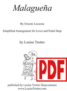 Malaguena arranged by Louise Trotter PDF Download
