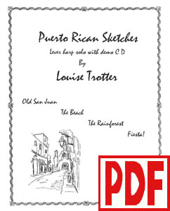 Puerto Rican Sketches by Louise Trotter PDF Download