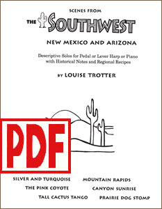 Scenes from the Southwest by Louise Trotter <span class='red'>PDF Download</span>