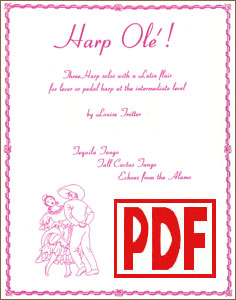 Harp Ole! by Louise Trotter PDF Download