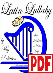 Latin Lullaby by Meg Robinson PDF Download