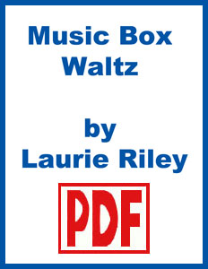 Music Box Waltz by Laurie Riley PDF Download