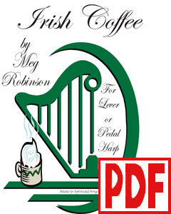 Irish Coffee by Meg Robinson PDF Download