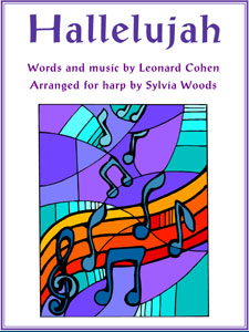 Hallelujah by Leonard Cohen sheet music arranged by Sylvia Woods