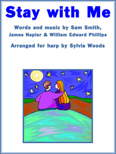 Stay with Me by Sam Smith sheet music arranged by Sylvia Woods