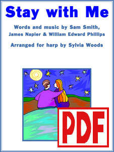 Stay with Me by Sam Smith arranged by Sylvia Woods PDF Download