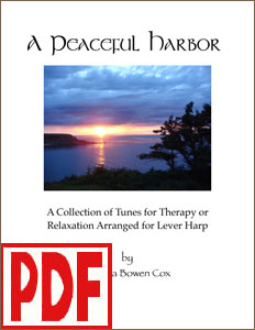 A Peaceful Harbor by Brenda Bowen Cox  PDF Download