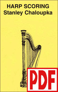 Harp Scoring by Stanley Chaloupka PDF Download