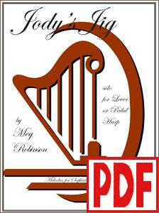 Jody's Jig by Meg Robinson PDF Download