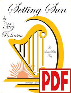 Setting Sun by Meg Robinson PDF Download