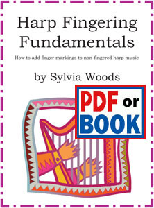 Harp Fingering Fundamentals by Sylvia Woods