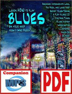 Learn How to Play Blues On Your Harp by I. Mac Perry PDF and mp3 DOWNLOADS