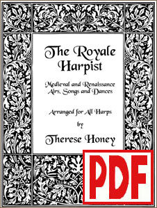 The Royale Harpist by Therese Honey <span class='red'>PDF Download</span>