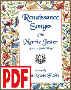 Renaissance Songes of the Merrie Jester by Robin Fickle PDF Download
