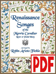 Renaissance Songes of the Merrie Cavalier by Robin Fickle <span class='red'>PDF Download</span>