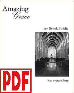 Amazing Grace by Brook Boddie PDF Download