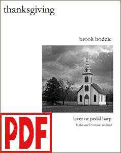 Thanksgiving by Brook Boddie PDF Download