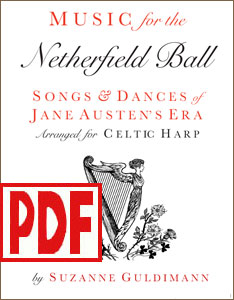 Music for the Netherfield Ball by Suzanne Guldimann PDF Download