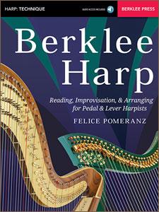 Berklee Harp book by Felice Pomeranz