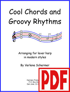 Cool Chords and Groovy Rhythms by Verlene Schermer PDF Download