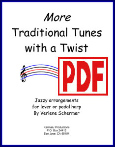 More Traditional Tunes with a Twist by Verlene Schermer <span class='red'>PDF Download</span>