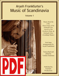 Music of Scandinavia Vol. 1  by Aryeh Frankfurter PDF Download