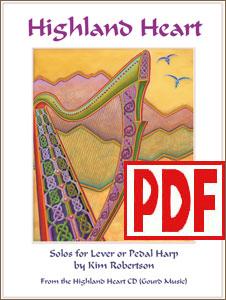Highland Heart by Kim Robertson PDF Download