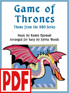 Game of Thrones Theme arranged by Sylvia Woods PDF Download