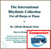 Companion audio tracks for International Rhythmic Collection #1 by Alfredo Ortiz - mp3 downloads