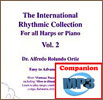 Companion audio tracks for International Rhythmic Collection #2 by Alfredo Ortiz - mp3 downloads
