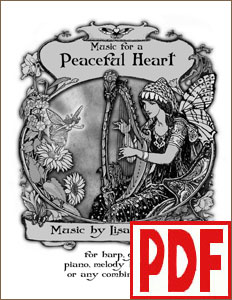 Music for a Peaceful Heart  Vol 1 by Lisa Lynne PDF Download