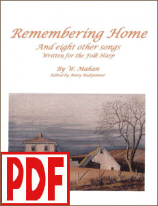 Remembering Home by William Mahan PDF Download