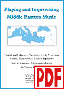Playing and Improvising Middle Eastern Music by Verlene Schermer PDF Download