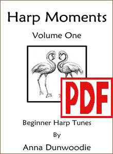Harp Moments SERIES by Anna Dunwoodie PDF Download