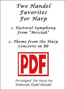 Two Handel Favorites PDF Download