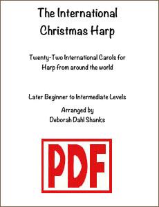 International Christmas Harp by Deborah Dahl Shanks PDF Download