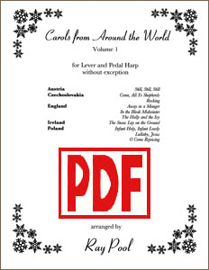Carols from Around the World Vol. 1 by Pool PDF Download